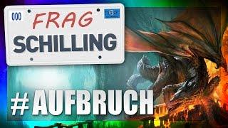 #Aufbruch - Mit YouTube aufhören? | Frag Schilling #3