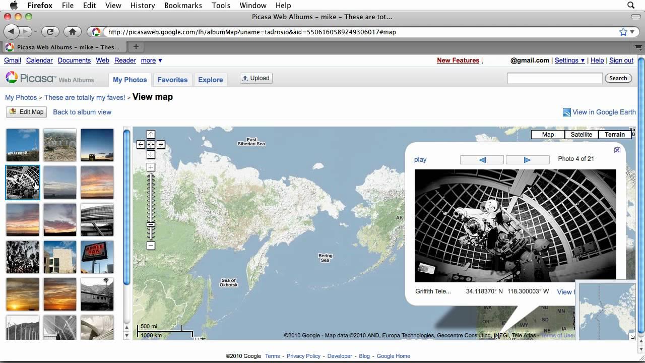 Learn Google Earth: Geotagging Photos