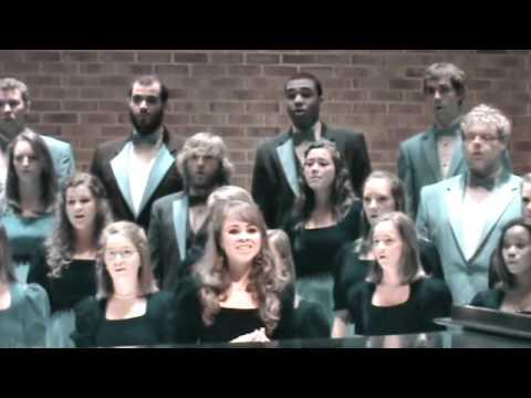 Cloudburst, A Choral Performance by Appalachian State University Singers