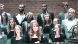 Cloudburst, A Choral Performance by Appalachian State University Singers