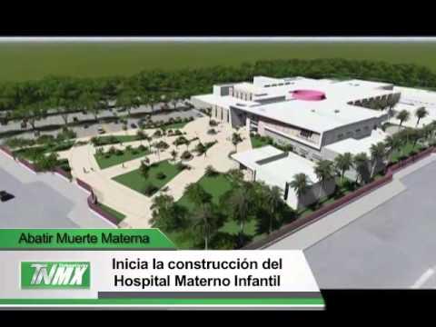 Inicia la construcci n del hospital materno infantil youtube - Hospital materno infantil la paz ...