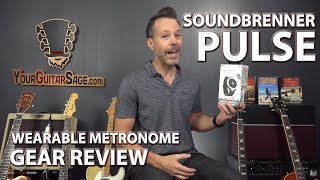 Soundbrenner Pulse Wearable Metronome - Review and Unboxing