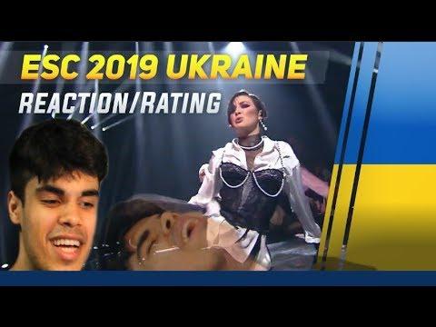 ESC 2019 UKRAINE – Maruv - Siren Song (Rating/Reaction)
