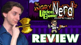 Angry Video Game Nerd Adventures Review