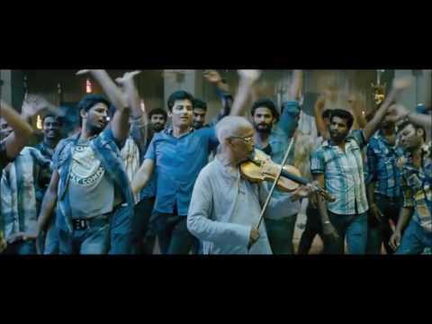 Ilayaraja bgm -Mugamoodi movie - Annakkili violin
