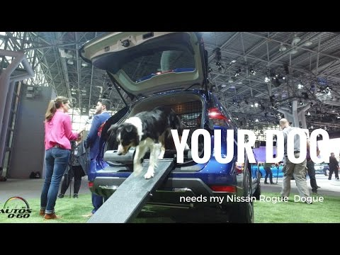 the-amazing-2018-nissan-rogue-dogue-at-the-new-york-auto-show