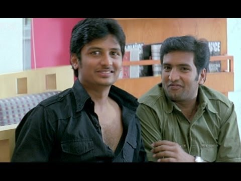 Thumbnail: Santhanam makes fun of Jiiva - Siva Manasula Sakthi