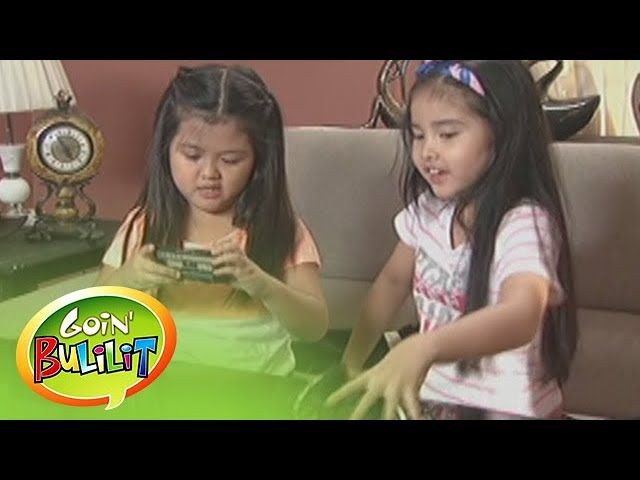 Goin' Bulilit: Bulilit kids try the 80's gadgets