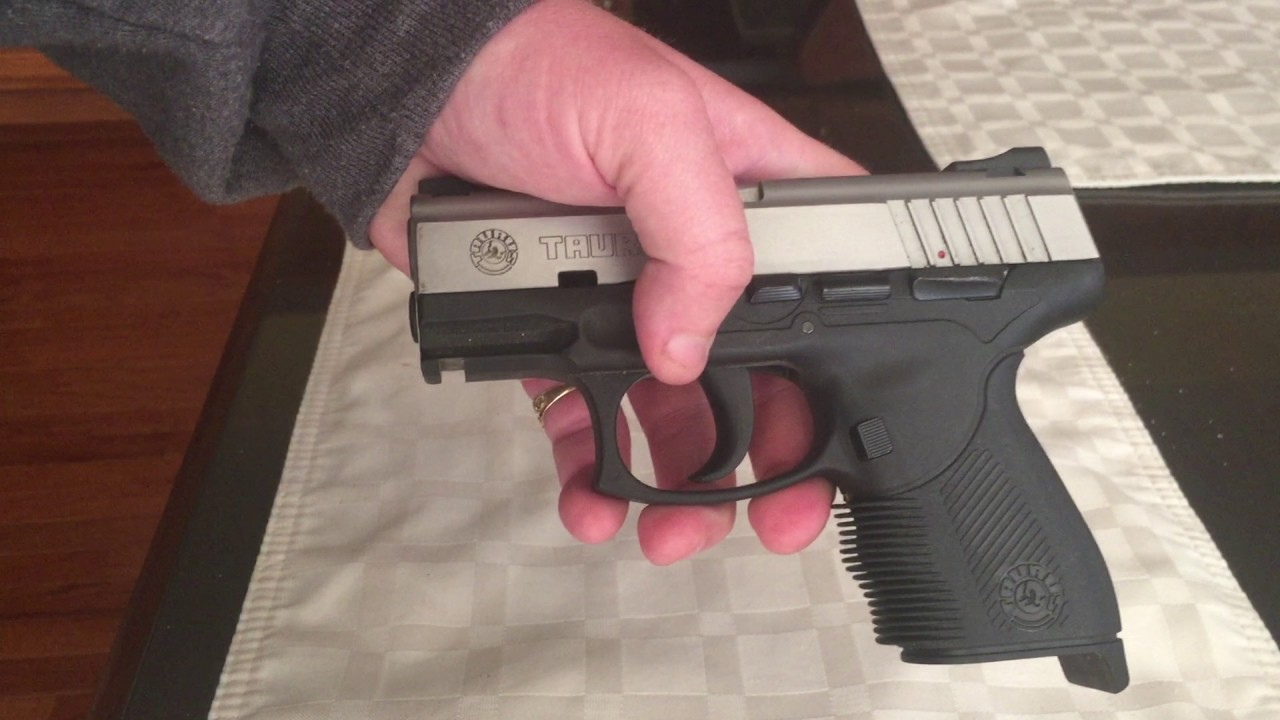 Taurus PT 24/7 PRO C DS one of my all time favorite carry weapons