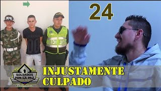 Cap. 24 - Axeltherap Va A Prisión (Axeltherap En El Ejército Serie - Documental) YouTube Videos