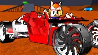 ROBLOX-Look what happened in the Car Crash Simulator
