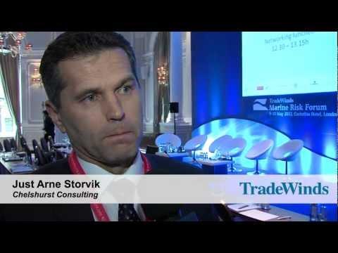 TradeWinds Marine Risk Forum 2012: Just Arne Storvik