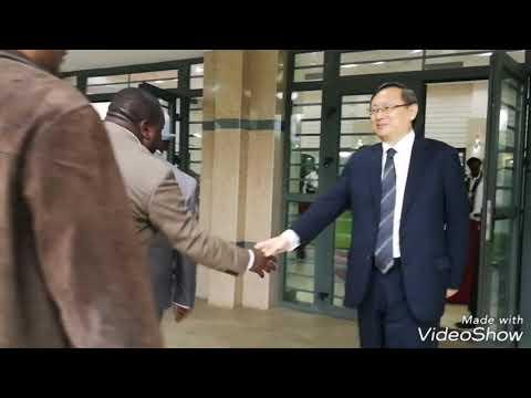 The First China-Zambia Friendship Media Awards