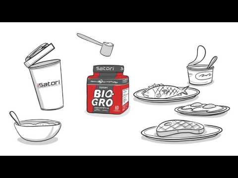 How BIO-GRO Works to Build Muscle… Fast!