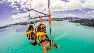 WORLD'S HIGHEST PARASAIL