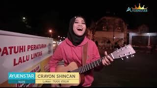 Crayon sinchan by cover ayu putri sundari