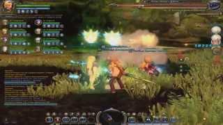 Green Dragon Nest Artillery Gameplay
