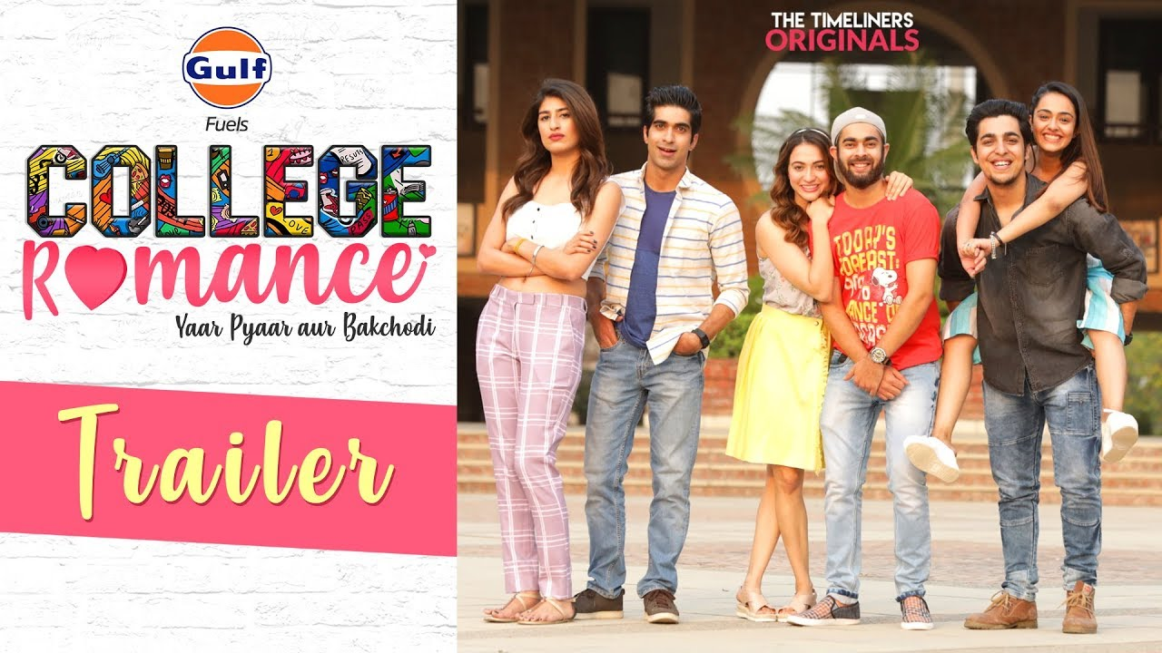 Download College Romance | Web Series | Trailer | The Timeliners