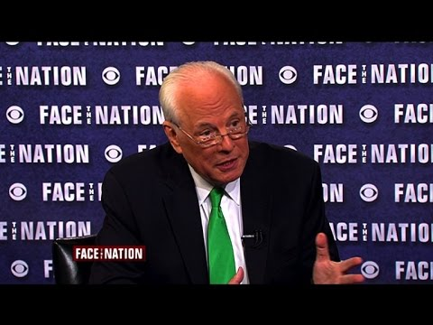Nixon lawyer John Dean explains the parallels between Trump and Watergate