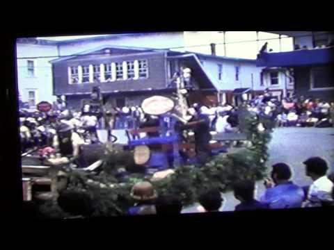 Hier à Aujourd`hui(Parade du Premier Festival Beauceron 1976)