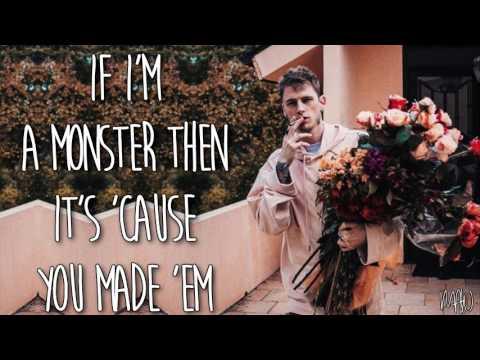Machine Gun Kelly  Rehab With Lyrics