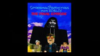 """Ouverture de """"SpidermanProductions joue ROBLOX: The Final Episode"""" DVD (2019) (100% FAKE!!)"""