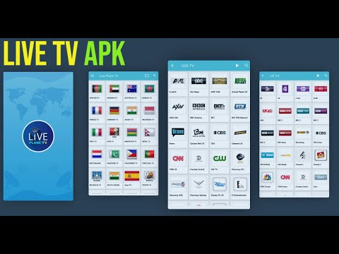 How To Download Live TV APK In An Android Device - Update 2020