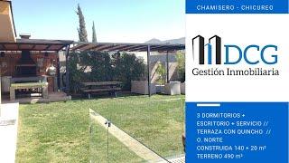 Venta Casa ubicada en Piedra Roja, Chicureo. Condominio Los Candiles.