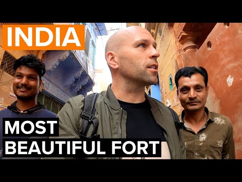 Jodhpur, INDIA - What Tourists Don't See 🇮🇳 from YouTube · Duration:  14 minutes 15 seconds