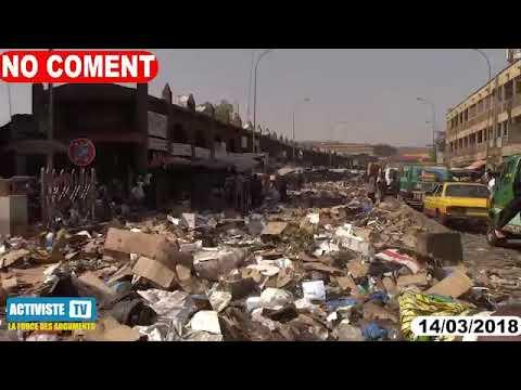 Grand Marché de Bamako : Mairie DESSERA