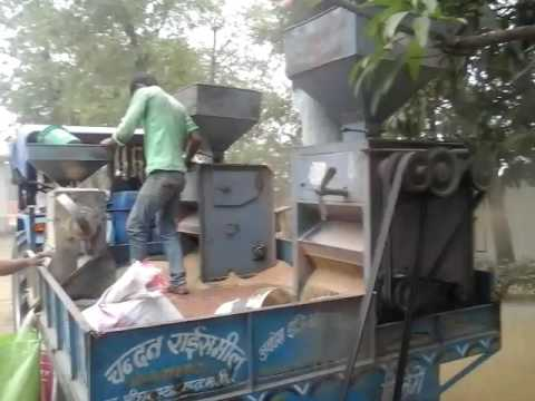 Tractor rice mill /Dhan kutane ki machine(rice mil)