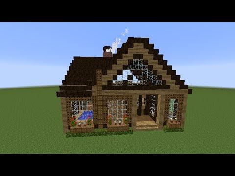 Майнкрафт дом 2