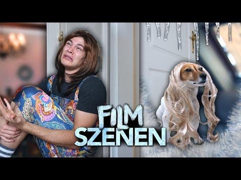 FILMSZENEN NACHSPIELEN mit Hund 3   Joey's Jungle