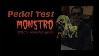 Pedal Monstro Sonic Titan - Matthews Fernandez