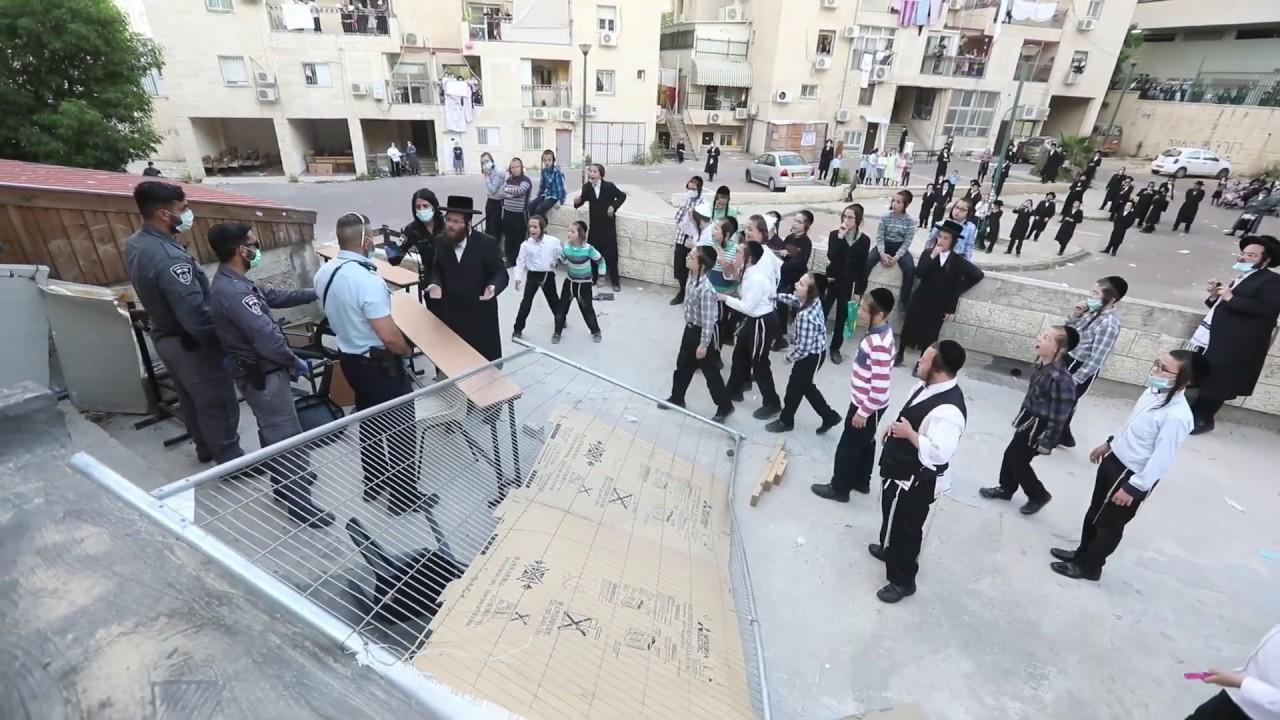 Maximillian Shemesh: Israeli Police Close Shul In Ramat