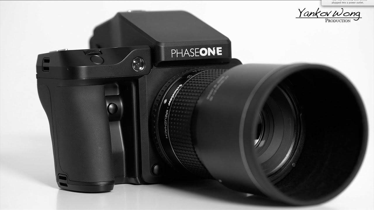 Phase One XF + IQ3 Hand-on Review by Yankov Wong - YouTube