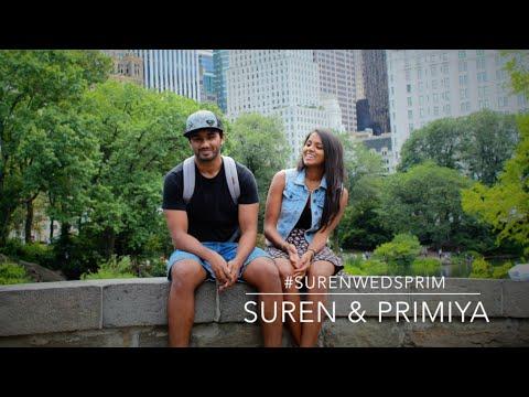 Suren Primiya Wedding Video Interview Questions In Description