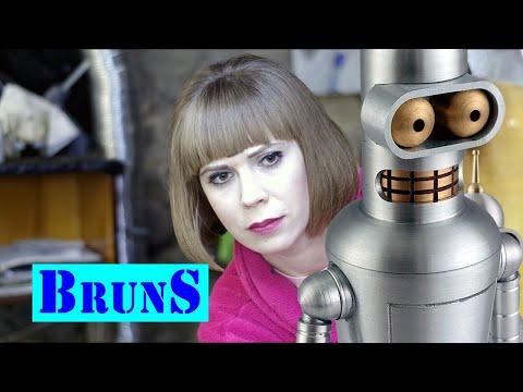 Real metal friend (Futurama Bender)