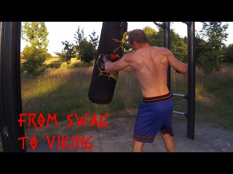 From Swag To Viking - saga #1 - Global street nature workout