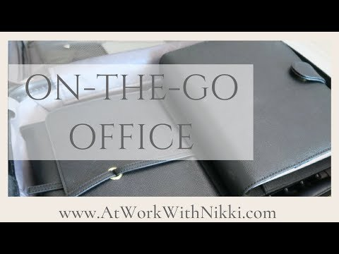 THE ON-THE-GO OFFICE | BUSINESS TIP
