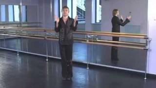 Ирландский танец для начинающих.