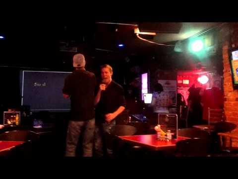 Karaoke at RJs :)