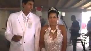? Cum folosesc unii artificiile la nunta  - razi de mori !!!