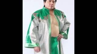 Mitsuharu Misawa Theme - Spartan X.wmv