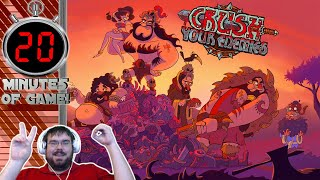 Crush Your Enemies PC Review| 20 Minutes of Game