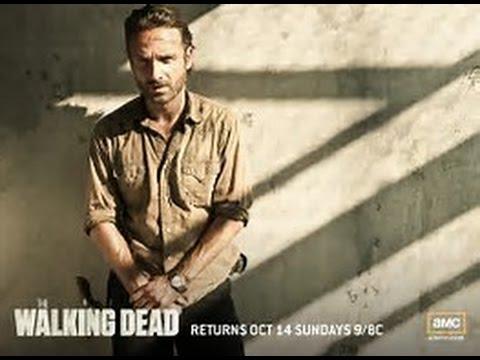 The walking dead Alexandria??????