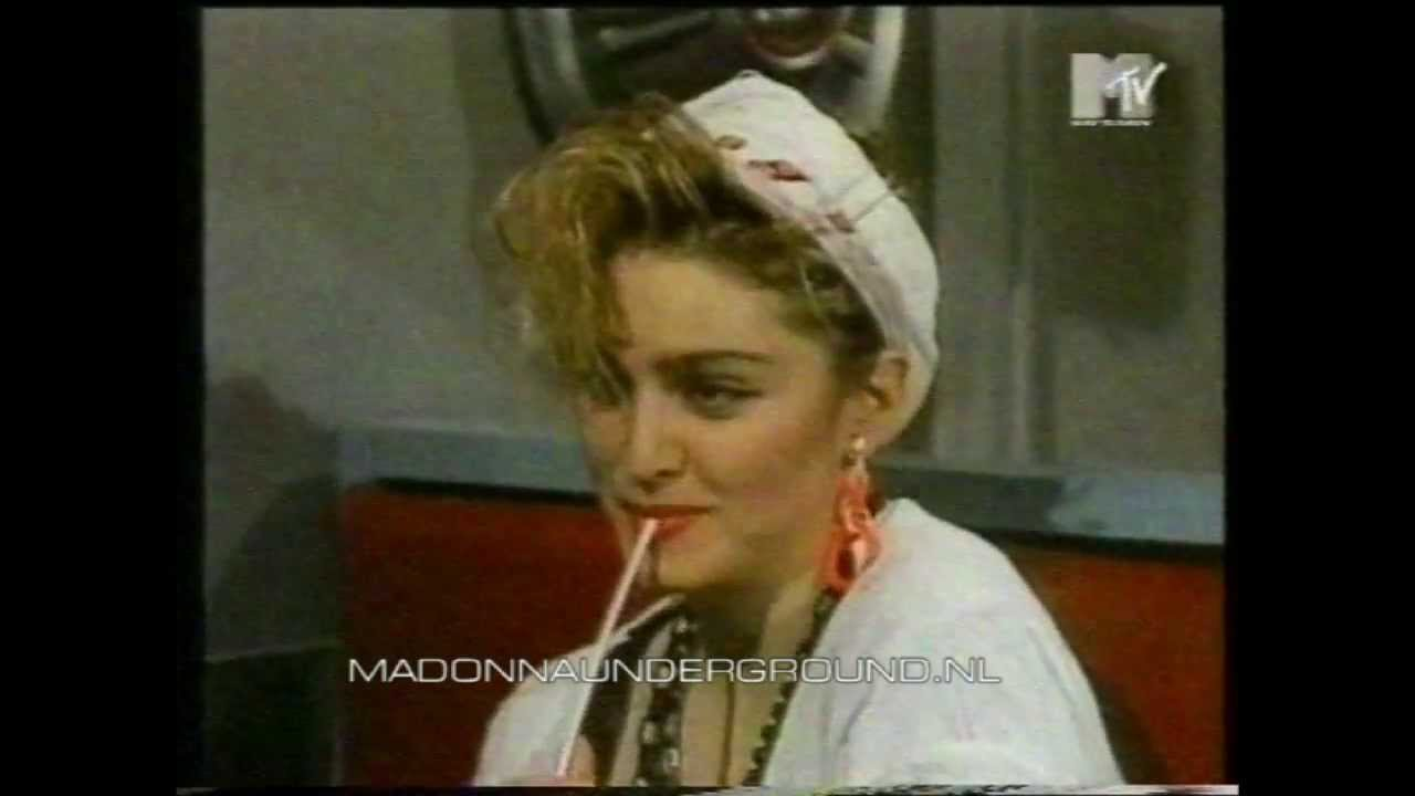 Madonna RAW The Early Years 1984 interviews rare TV special