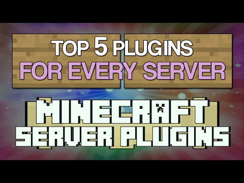 Top 5 Minecraft Plugins for Any Server 1.12