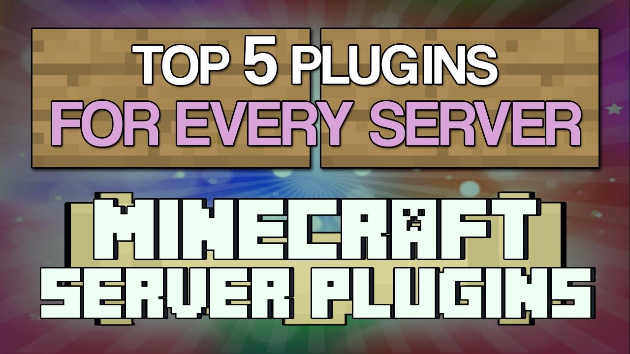 Top Minecraft Plugins For Any Server YouTube - Minecraft nutzliche spielerkopfe