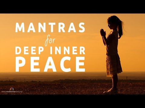 Music mantra meditation